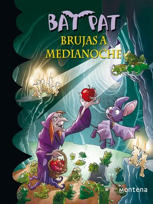 cover image of Brujas a medianoche