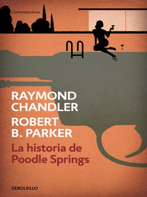 cover image of La historia de Poodle Springs