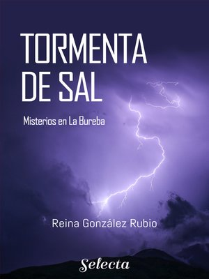 cover image of Tormenta de sal