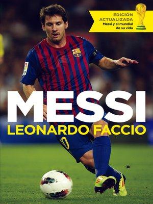 cover image of Messi (edición actualizada)