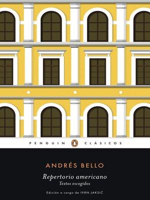 cover image of Repertorio americano
