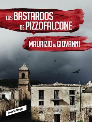 cover image of Los bastardos de Pizzofalcone