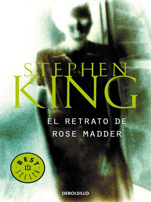 cover image of El retrato de Rose Madder