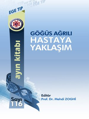 cover image of Göğüs Ağrili Hastaya Yaklaşim