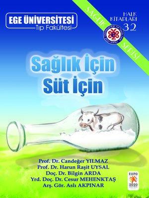 cover image of Sağlık İçin Süt İçin