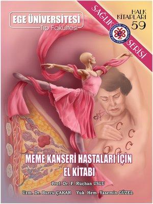 cover image of Meme Kanseri Hastaları için El Kitabı