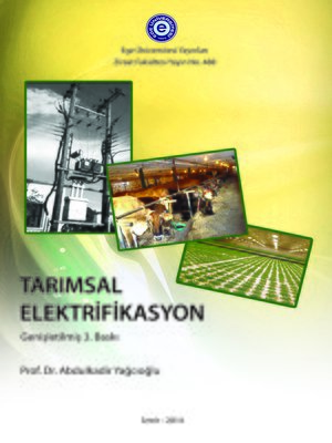 cover image of Tarımsal Elektrifikasyon