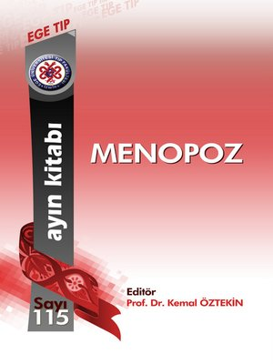 cover image of Menopoz