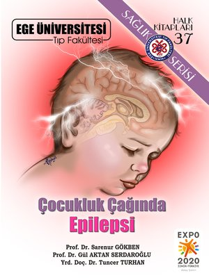 cover image of Çocukluk Çağında Epilepsi