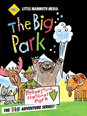 cover image of The BIG Adventure, The BIG Park