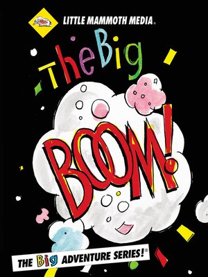 cover image of The BIG Adventure, The BIG Boom
