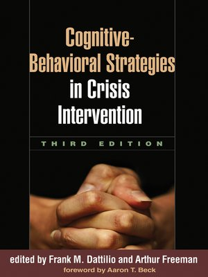 cover image of Cognitive-Behavioral Strategies in Crisis Intervention