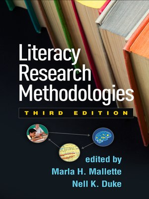 cover image of Literacy Research Methodologies