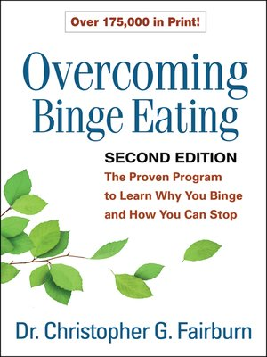 cover image of Overcoming Binge Eating