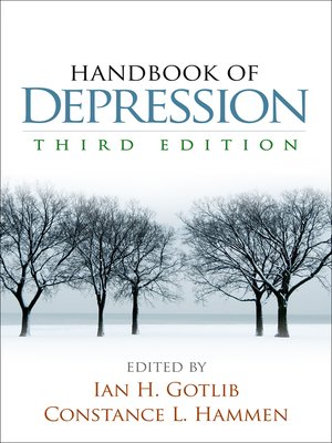 cover image of Handbook of Depression