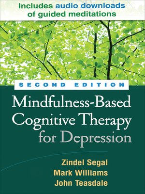 cover image of Mindfulness-Based Cognitive Therapy for Depression