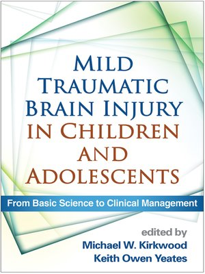 cover image of Mild Traumatic Brain Injury in Children and Adolescents