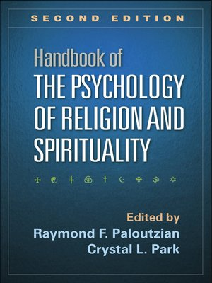 cover image of Handbook of the Psychology of Religion and Spirituality