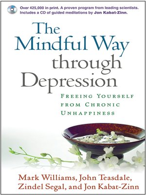 cover image of The Mindful Way through Depression