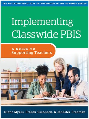 cover image of Implementing Classwide PBIS