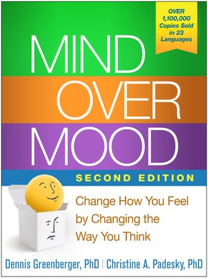 cover image of Mind Over Mood