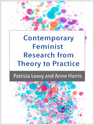 cover image of Contemporary Feminist Research from Theory to Practice