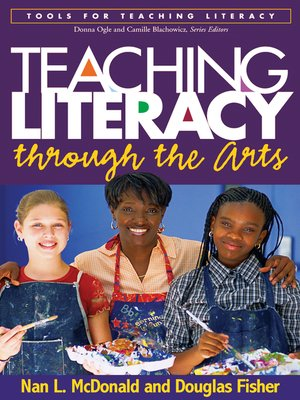 cover image of Teaching Literacy through the Arts