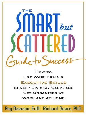 cover image of The Smart but Scattered Guide to Success