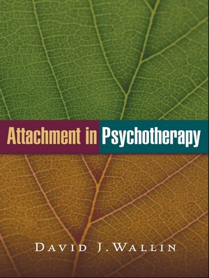 cover image of Attachment in Psychotherapy