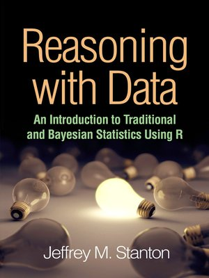 cover image of Reasoning with Data