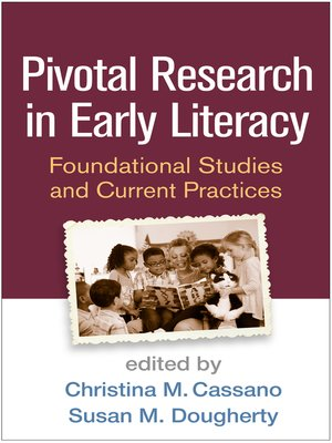 cover image of Pivotal Research in Early Literacy