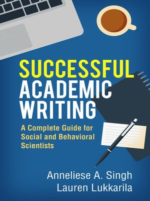 cover image of Successful Academic Writing