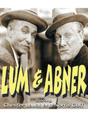 cover image of Lum & Abner, Volume 1