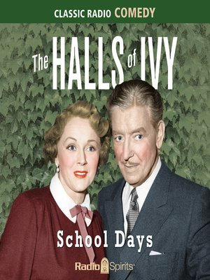 cover image of Halls of Ivy: School Days