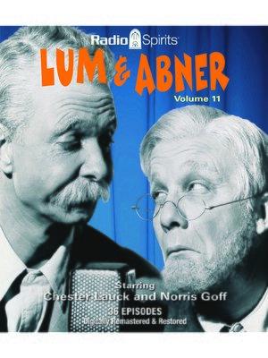 cover image of Lum & Abner, Volume 11