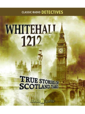cover image of True Stories of Scotland Yard