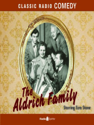 cover image of The Aldrich Family