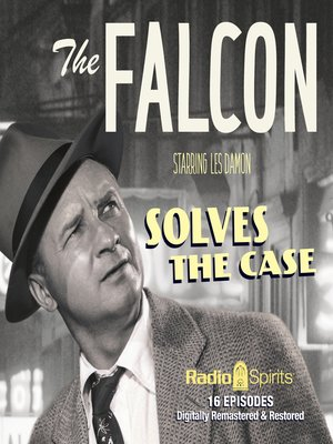 cover image of The Falcon: The Falcon Solves the Case