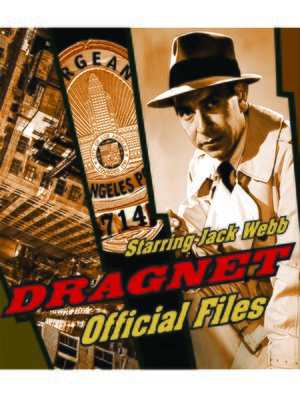 cover image of Dragnet: Official Files