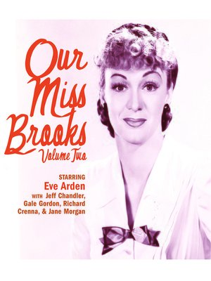 cover image of Our Miss Brooks, Volume 2