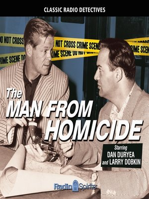 cover image of The Man From Homicide