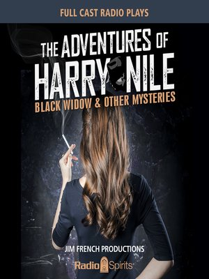 cover image of Harry Nile: Black Widow