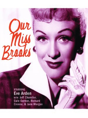 cover image of Our Miss Brooks, Volume 1