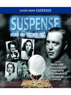 cover image of Suspense: Fear & Trembling