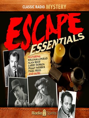 cover image of Escape Essentials