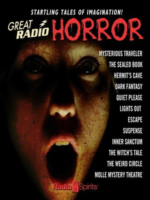 cover image of Great Radio Horror