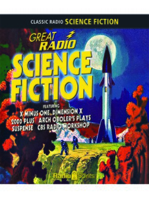 cover image of Great Radio Science Fiction