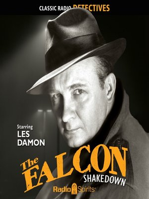 cover image of The Falcon: Shakedown