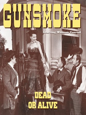 cover image of Gunsmoke: Dead or Alive