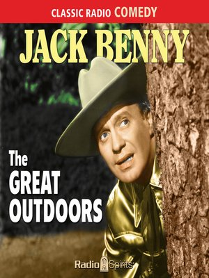 cover image of Jack Benny: Great Outdoors